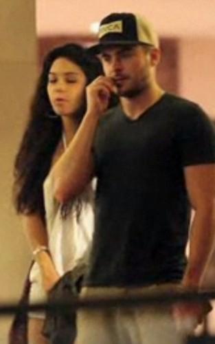 Vanessa & Zac in Hawaii