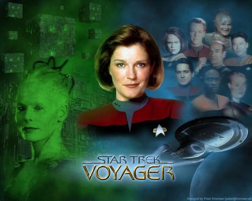 Voyager vs. Borg