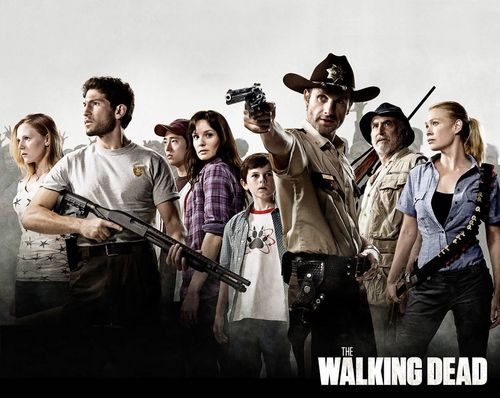 پیپر وال - The Walking Dead