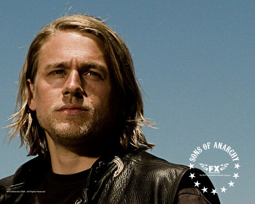 "Jackson ""JAX"" Teller wallpaper probably with a portrait titled Walls"