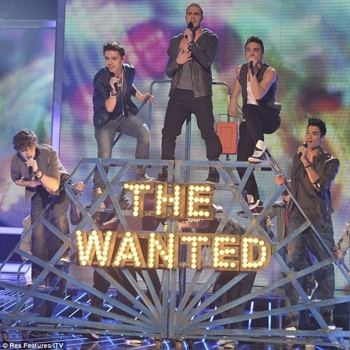 Wanted Performing On X Factor Results दिखाना Week 8 (Lose My Mind) :) x