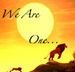 We Are One - the-lion-king-2-simbas-pride icon