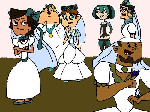 Wedding Dress Challenge