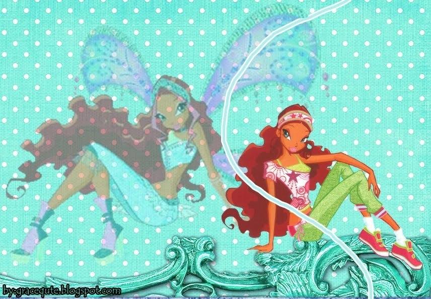 Winx Club Season 4 Wallpapers!