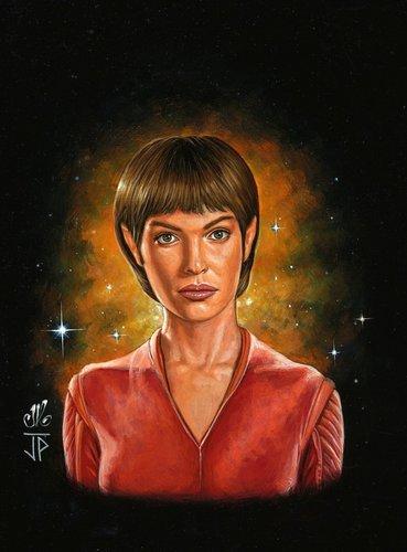 Women of 星, つ星 Trek