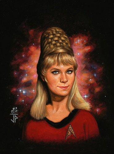 Women of star, sterne Trek