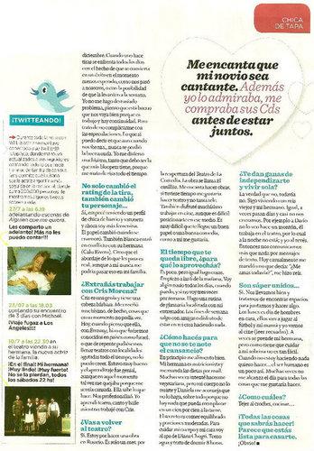 Women's health septiembre 2010