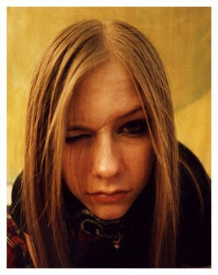 Young Avril photos