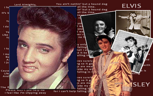Younger Elvis