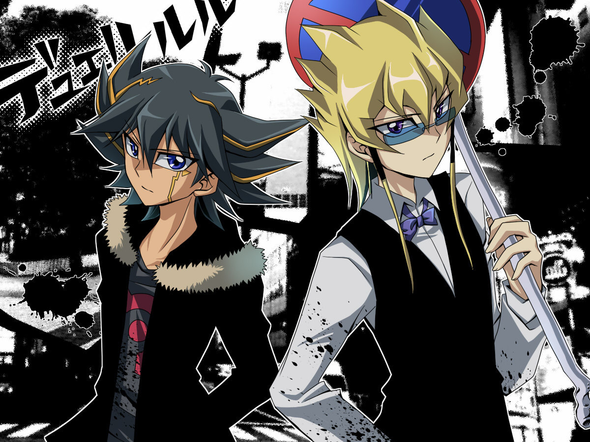 YuGiOh 5Ds images YuGiOh 5Ds HD wallpaper and background