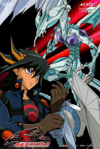 Yusei and Stardust Dragon