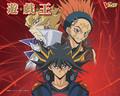 Crow, Jack, Yusei