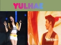 YulHae (Yuri & Donghae) - super-generation-super-junior-and-girls-generation fan art