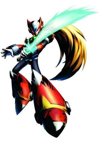 Megaman দেওয়ালপত্র called Zero