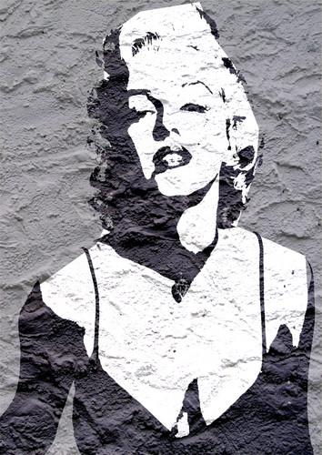Modern Art wallpaper entitled by dominic joyce