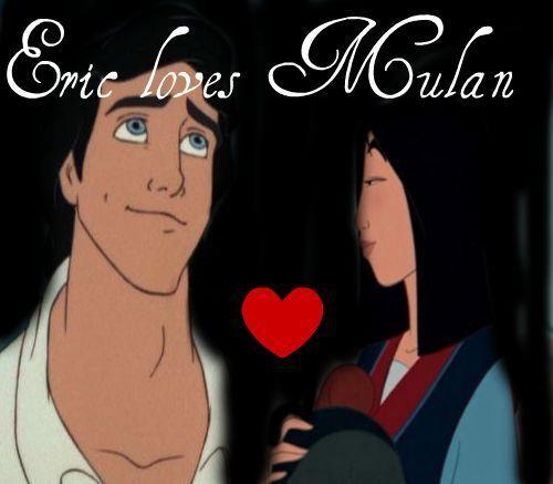 eric with mulan
