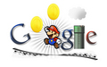 super-mario-bros - google wallpaper