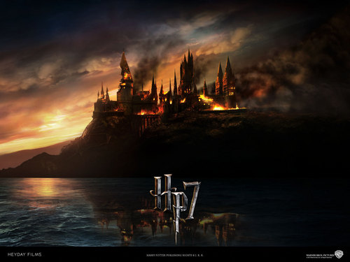 harry potter and the deathly hallows 바탕화면
