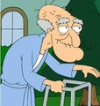 herbert the old man - herbert-family-guy photo