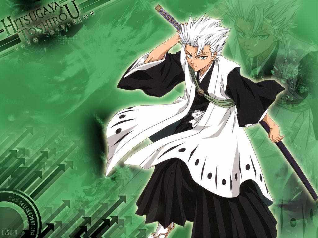 hitsugaya - Bleach Anime Wallpaper (17321358) - Fanpop
