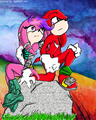 julie-su X Knuckles
