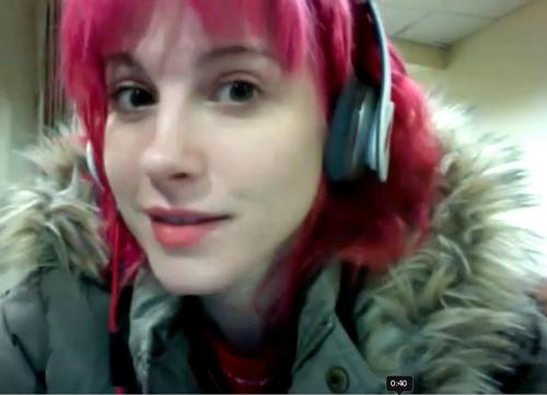 rosa hair