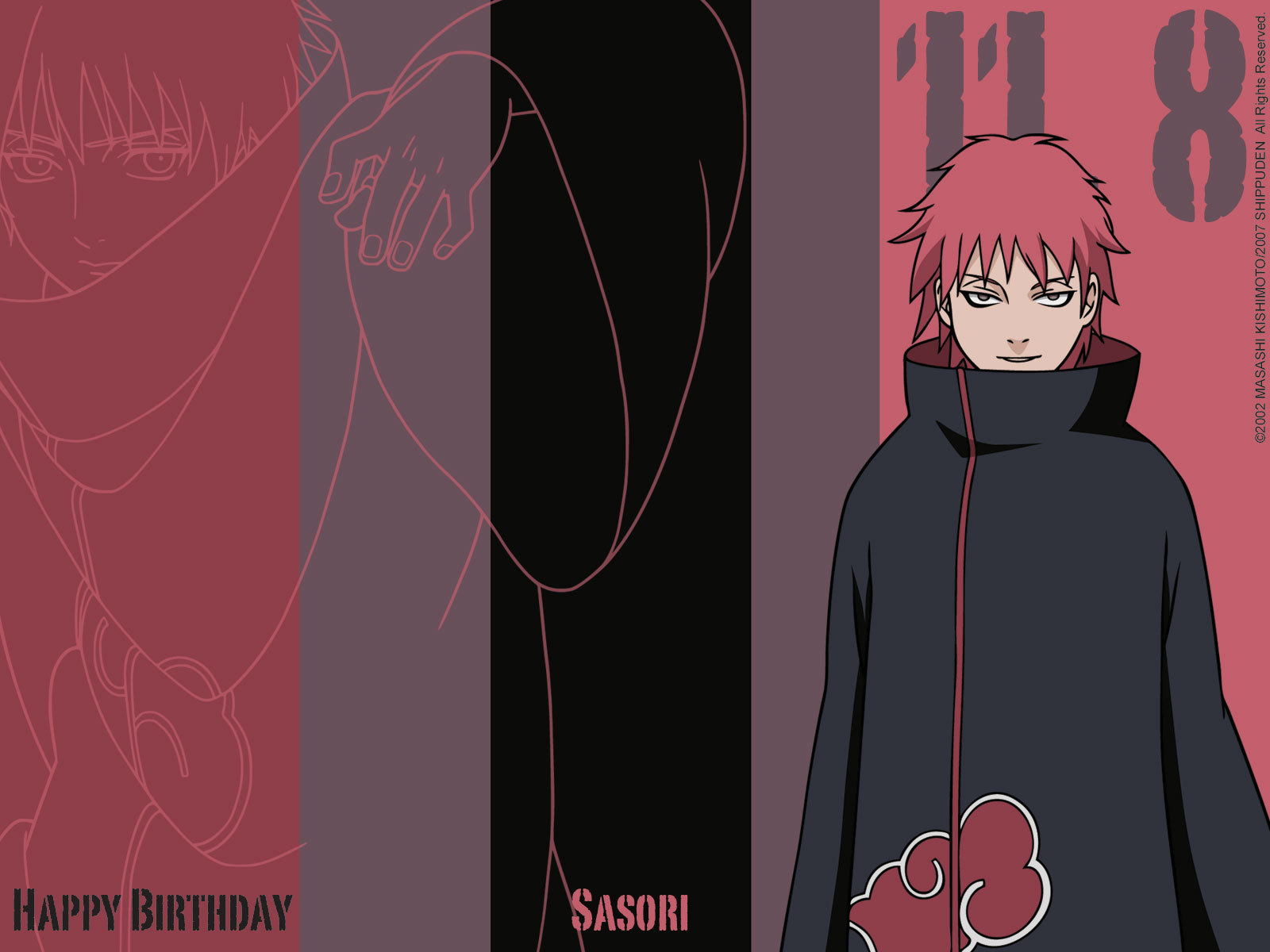 Naruto: Sasori - Picture Hot