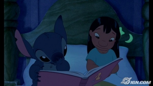 Lilo & Stitch achtergrond containing anime called stitch