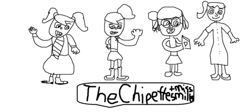 the chipettes family