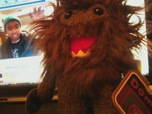 wolfman domo!! - domo-kun Photo