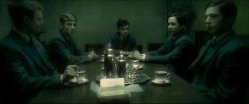 young Death eaters