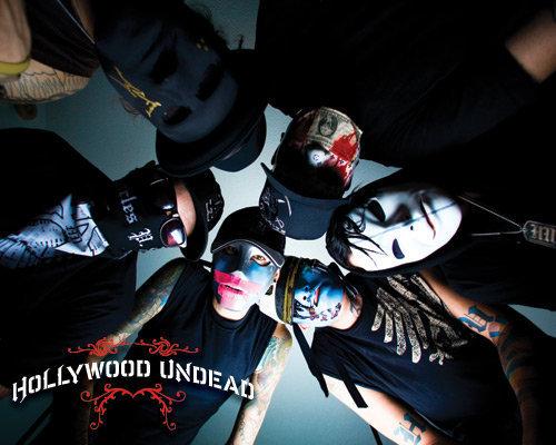 Hollywood Undead hình nền called :):)