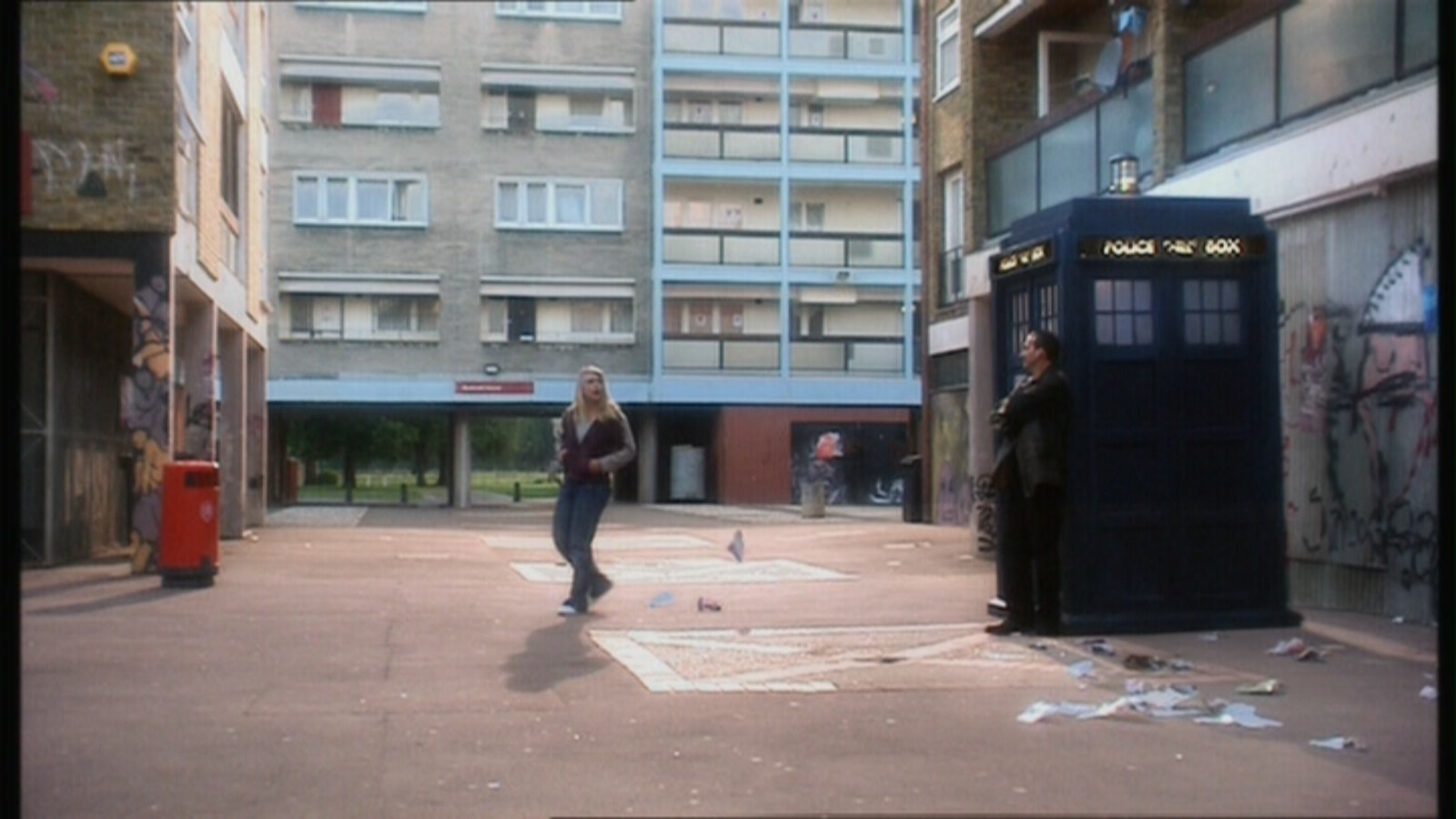1x04 Aliens of Londres
