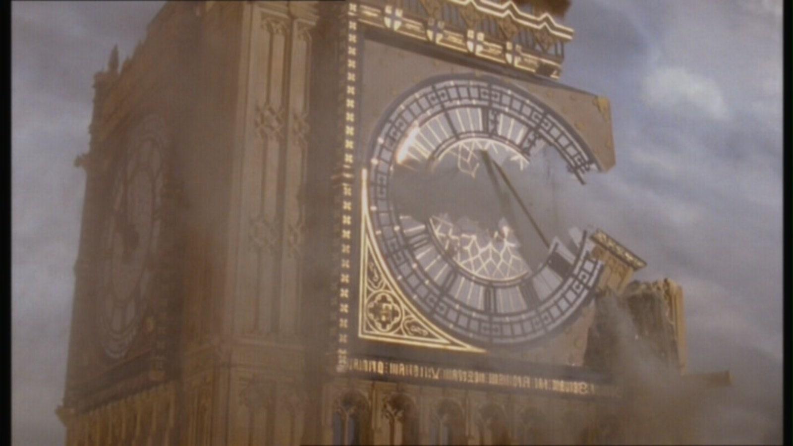 1x04 Aliens of Londra