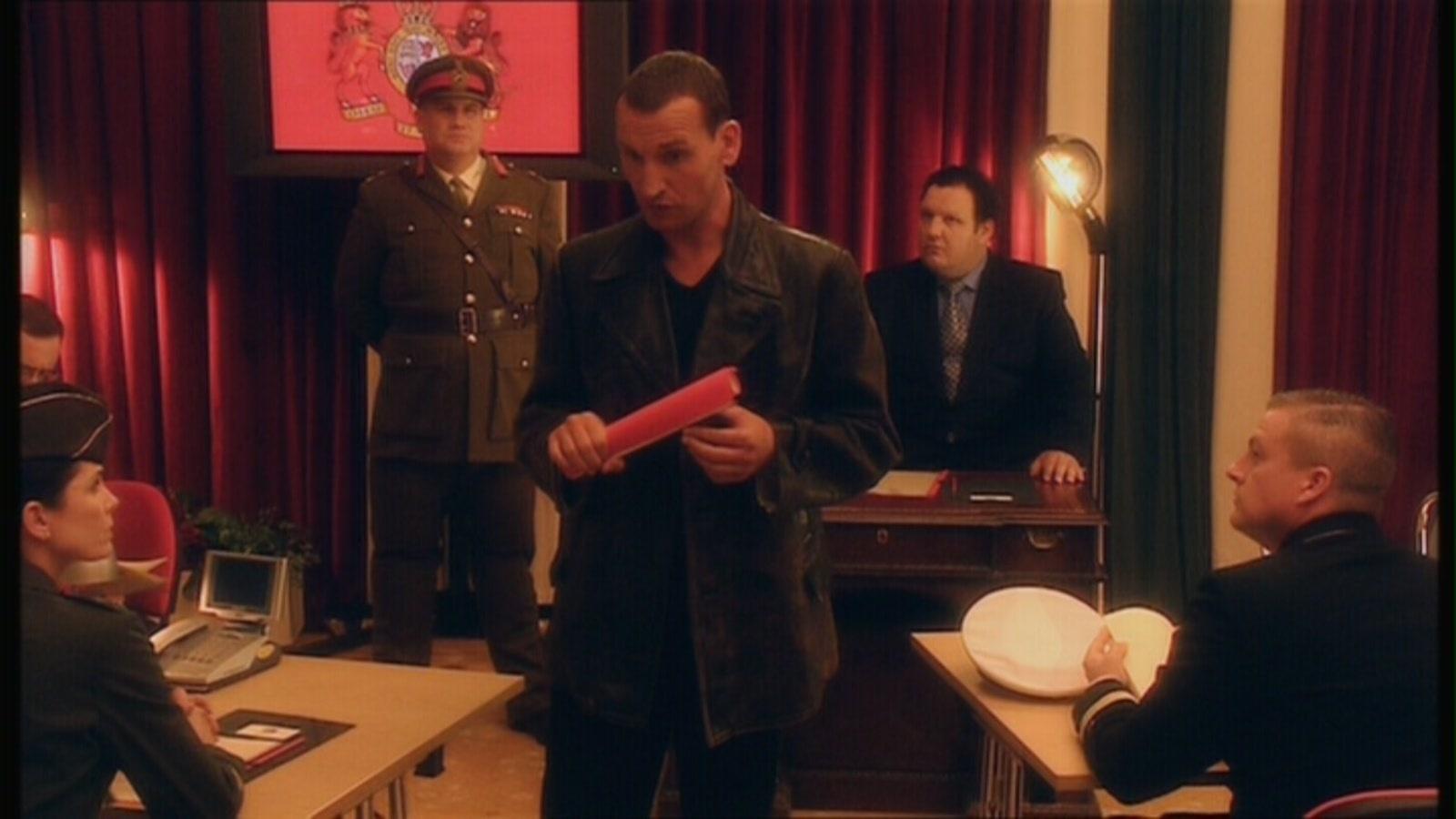 1x04 Aliens of Londres