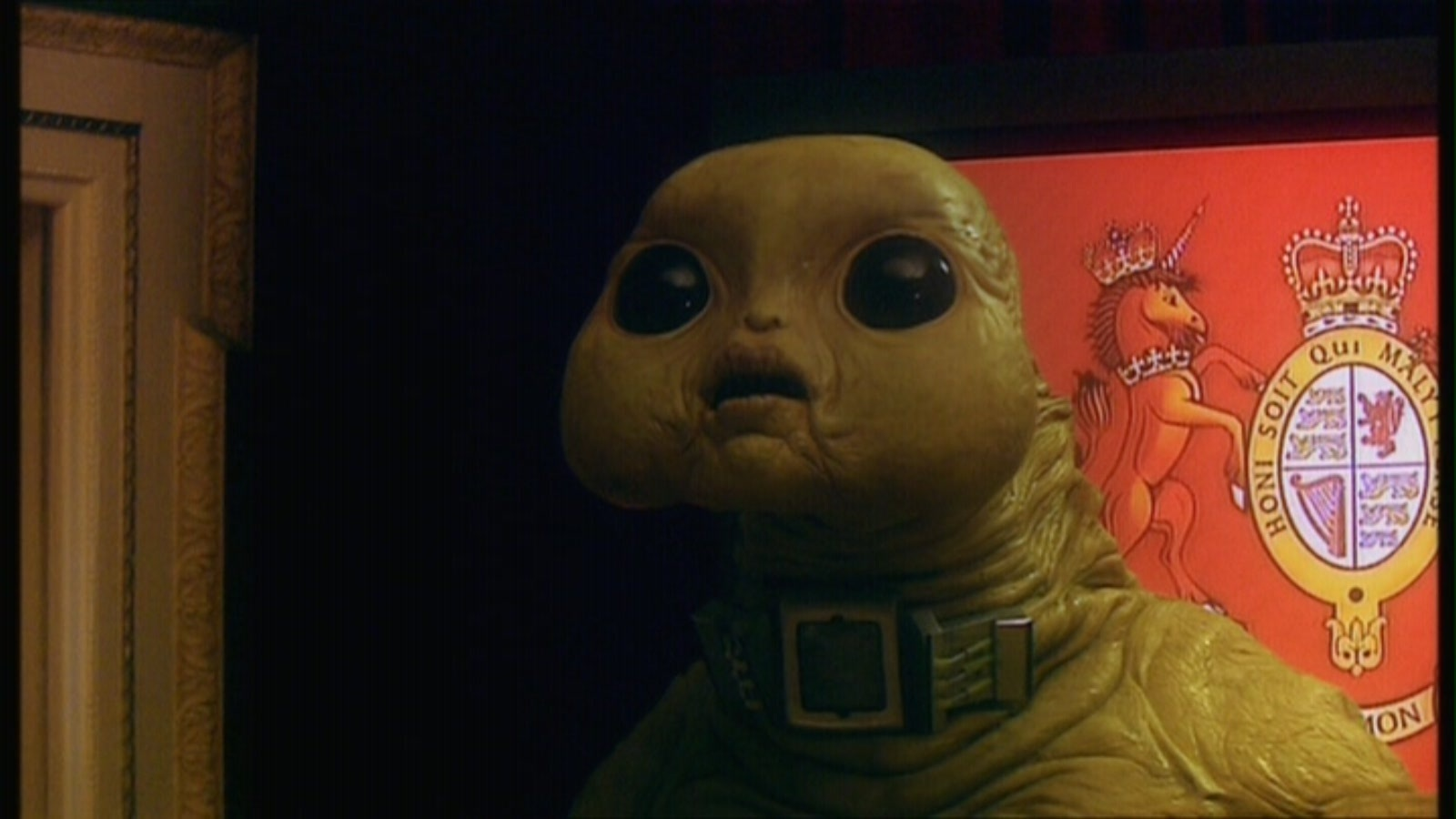 1x04 Aliens of लंडन