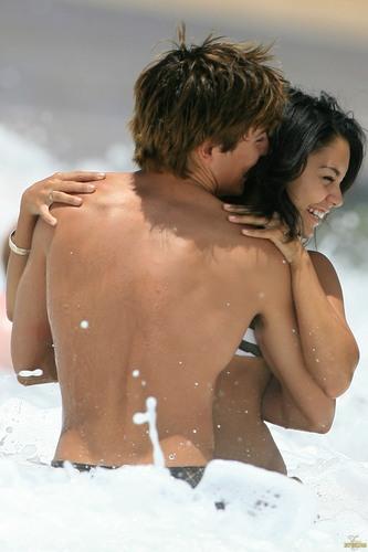 2007, Zac & Vanessa <3