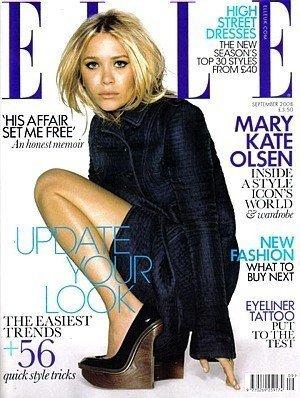 2008 - Elle Magazine