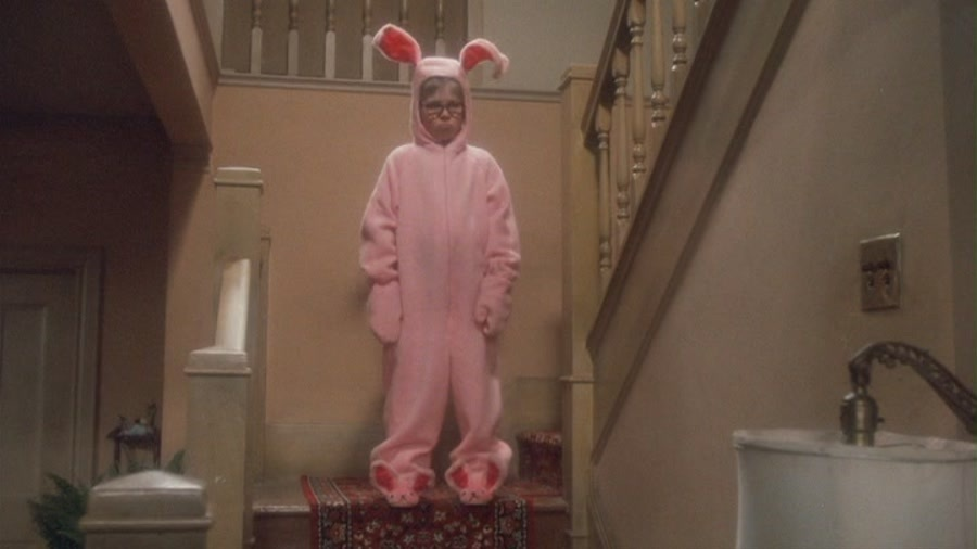 A Christmas Story Pink Nightmare