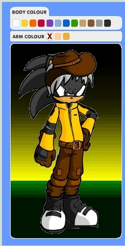 Aatami the Hedgehog