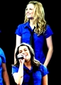 Achele *-* - lea-michele-and-dianna-agron photo