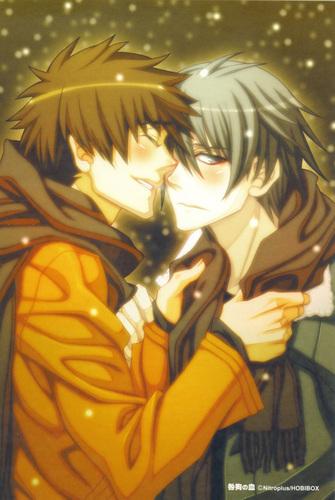 Akira and Keisuke