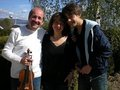 Alex and his parents! <3