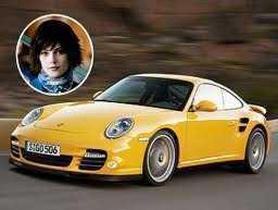 Alice's Porsche <3