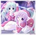 Anime Neko Christmas