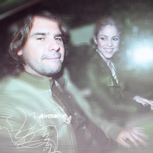 Antonio and Shakira