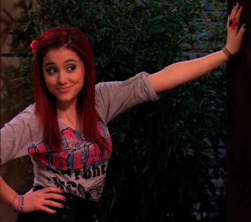 Ariana Grande as Cat Valentine