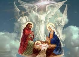 Baby Jesus - angels Photo