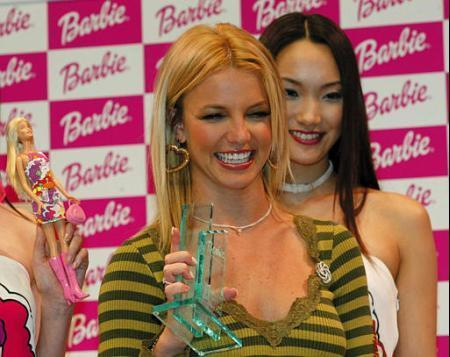 Barbie Awards,April 21st 2002