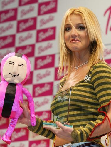 Barbie Awards,April 21st 2002